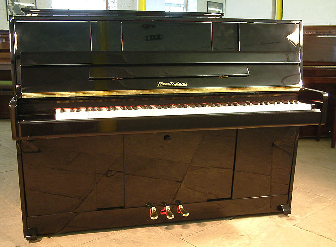 Wendl & Lung  Model 110 upright Piano for sale.