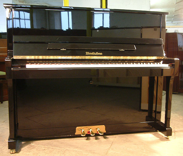 Wendl & Lung  Model 122 upright Piano for sale.