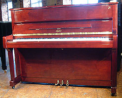 Boston UP 118 upright piano for sale.