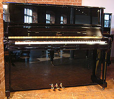 Boston UP 126 upright piano for sale.