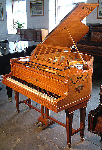 Emil Pauer baby grand Piano for sale.