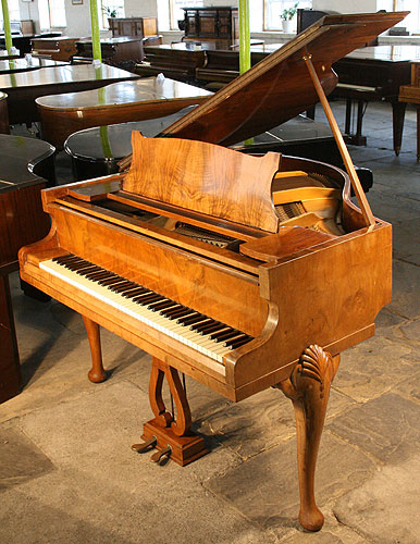 Strohbech grand Piano for sale.
