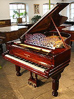 Steinway Model B Grand Piano For Sale with a rosewood case