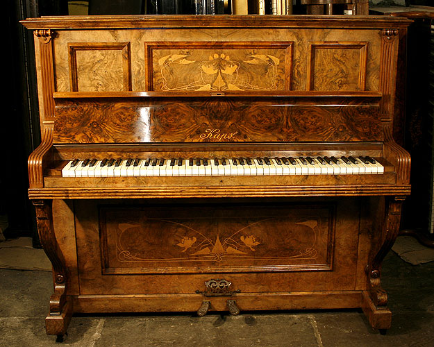Kaps upright Piano for sale.