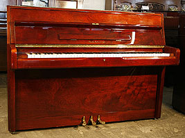Modern Samick Upright Piano For Sale