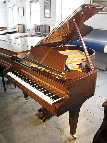 Bechstein model m grand piano for sale with a mahogany for Big grand piano