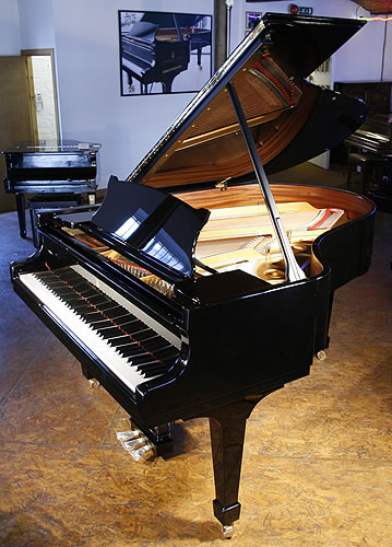Brand New Steinway model O grand Piano for sale.
