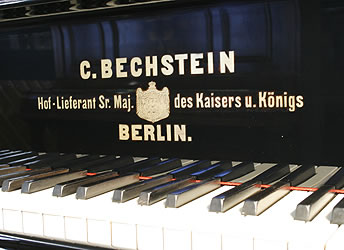 Restored, Bechstein  Grand Piano for sale.