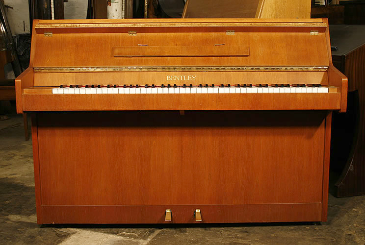Bentley upright Piano for sale.