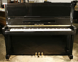 Gors and Kallmann XU26A Upright Piano