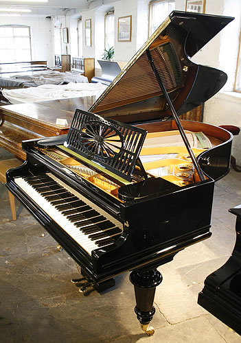 Restored, Bechstein Model A grand Piano for sale.