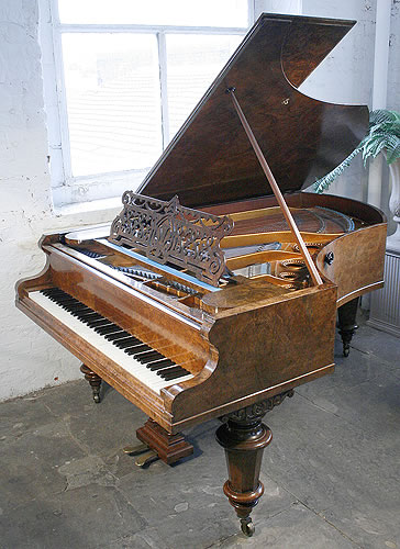 Antique, Bechstein Model V grand Piano for sale.