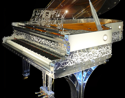 Gary Pons SY160  Grand Piano for sale.