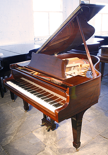Steinway model S baby grand piano for sale.