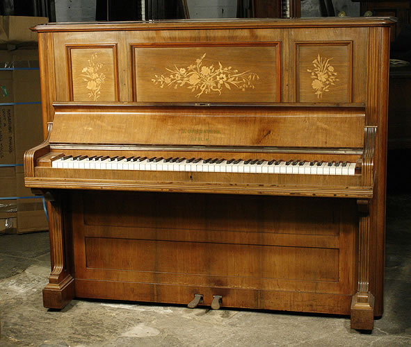 Bechstein Model III upright Piano for sale.